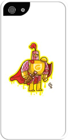 Gökçe Akgül - Şövalye Kendin Tasarla - İphone 55S Kılıfları