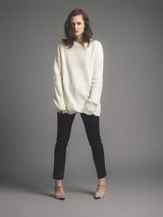 Genevieve Sweeney Knitwear campaign and look book Photography by me Model: Charlotte de Carle Make-up & Hair: Zoe Cornwell Book Photography, Knitwear, Cashmere, Hair Makeup, Boyfriend, Normcore, Turtle Neck, Photoshoot, Wool