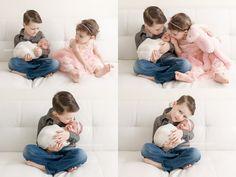 Newborn Photography Los Angeles. Siblings <3