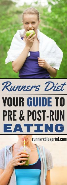 Runners To run your best, your calories intake should reflect the total volume and intensity of your workouts.  As a runner, your nutrition plan should normally be divided into three sections:  http://www.runnersblueprint.com/the-3-keys-to-pre-and-post-run-eating-for-runners/