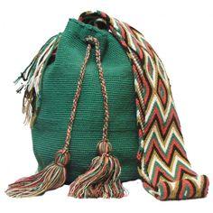Los diseños de las mochilas wayuu y Los patrones wayuu , de los modelos de mochilas wayuu son interpretaciones del tejido wayuu