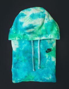 Trendy Hoodies, Cool Hoodies, Tie Dye Outfits, Nike Outfits, Pullover Hoodie, Sweater Hoodie, Nike Hoodie, Nike Sportswear, Tye Dye