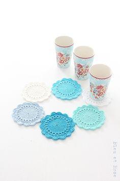 Tassenuntersetzer | mug rug