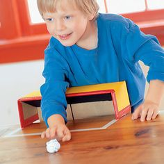 Paper Ball Soccer Let your fingers do the kicking -- and passing and trapping -- in this tabletop version of the world's favorite game. Gross Motor Activities, Educational Activities, Activities For Kids, Indoor Activities, Fun Games, Games For Kids, Soccer Games, Paper Balls, Indoor Games