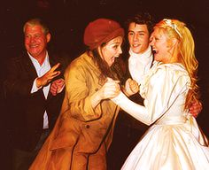 This is when Samantha Barks found out that she is going to be in the 25th of Les Mis. I love how excited she looks.
