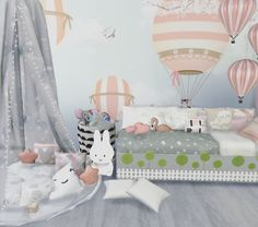 💖 . . . #thesims4 #thesims #thesims4decor #thesims4cc #ts4cc #ts4reforma #construcao #projetos #ts4decor #juliaalbertini Pink Furniture, Sims 4 Cc Furniture, The Sims 4 Pc, Sims Cc, Sims 4 Game Packs, Ikea Toddler Bed, The Sims 4 Bebes, Sims 4 Black Hair, Sims 4 Bedroom