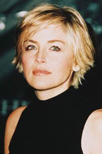 Life is wonderful so much more so now at this age how to get sharon stone hairstyle and also see the pictures of sharon stone hair style urmus Choice Image