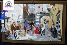 Quiltfest- The timeless art of quilting is put on display in #PigeonForge during the annual #MountainQuiltfest.
