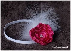Visit the Four Munkees shop for cute headbands and accessories