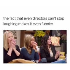 Friends Funny Moments, Friends Tv Quotes, Friends Scenes, Friends Episodes, Friends Cast, Friends Show, Stupid Funny Memes, Funny Relatable Memes, Funny Stuff