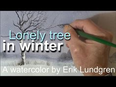 Watercolor Painting Tutorial - Cactus - PART 2 - YouTube
