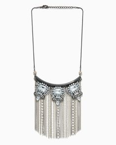 charming charlie | Victorian Chains Necklace | UPC: 410006912663 #charmingcharlie