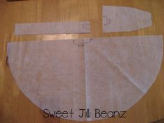 Sweet Jilli Beanz: Scrub Hat Tutorial