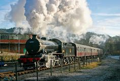 The Great Marquess Leaving Froghall. | by neilh156