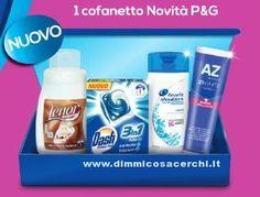 Cofanetto campioni omaggio P&G: affrettatevi! - DimmiCosaCerchi.it