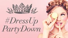 Enter Paul Mitchell's Dress Up & Party Down Contest for a chance to win $1000 worth of hair and style must-haves!  http://bit.ly/DressUpPartyDown