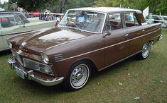 1968 Willys Aero 2600 - Produced by Ford in Brazil