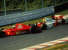Senna vs Prost: Suzuka '90