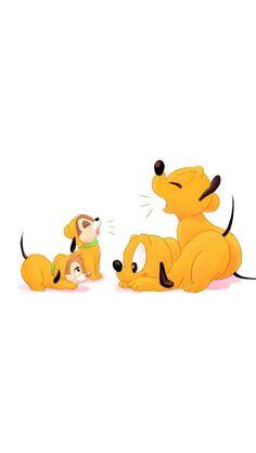 Arte Disney, Disney Fan Art, Disney Pixar, Disney Characters, Wallpaper Iphone Disney, Cute Disney Wallpaper, Cute Cartoon Wallpapers, Cute Disney Drawings, Funny Drawings
