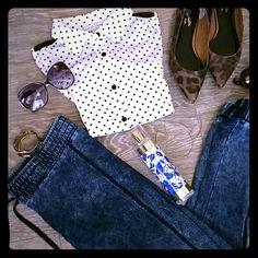 Drawstring cuff jogger jeans size small-medium Trending! Drawstring cuff jogger street wear jeans, wear it casual or spruce it up! Vanilla Star Pants