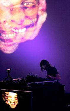 Aphex Twin live