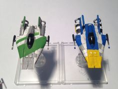 Some A-Wing repaints