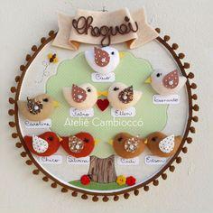 Quadrinho Árvore Genealógica Passarinhos #maedeprimeiraviagem #maternidade #maedemenino #decoracaobebe #quartodobebe #passarinhos #bebe #baby #quadrinhomaternidade #gravidez