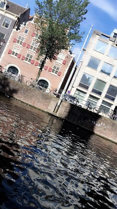 Amsterdam, Canal, Travel, Europe