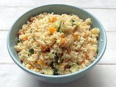 HOY COMEMOS SANO: Cuscús de coliflor Vegan Vegetarian, Vegetarian Recipes, Keto Recipes, Healthy Recipes, Healthy Food, Healthy Meals, Vegan Dinners, Fried Rice, Good Food