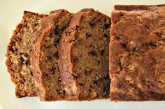 I have bags and bags of frozen zucchini in my, well obviously, freezer. I shared a Chocolate Pecan Zucchini Cake recipe a couple of we. Muffin Recipes, Bread Recipes, Cake Recipes, Muffins, Cinnamon Chips, Zucchini Cake, Our Daily Bread, Quick Bread, Sugar And Spice