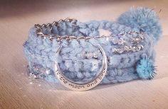 cosiest you can get to the moon and back!!! 💙💎 #boho #bohomarijana #bohostyle #pompom #winterjewelry #cosy #warm #tothemoonandback #crochetjewelry #handmade #zagreb #silver925 #xmasgift #giftforher #lovethis #blue #bluish #unikat #oneofakind #swarovskicrystals #crochet #winterfashion #winteriscoming #lovely #dream #fairythings #gipsy
