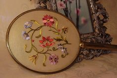 Vintage Hand Mirror | ♥ SOLD ♥ ♥ dommie ♥ Please see my pr… | By: ♥ dommie ♥ | Flickr - Photo Sharing!