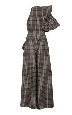 Piper Wide Leg Jumpsuit by Acler Chic Dress, Dress Skirt, Casual Dresses, Girls Dresses, Runway Fashion, Fashion Outfits, Fashion Silhouette, Business Casual Attire, Tweed Dress
