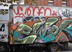 Various Photos Of Graffiti & Street Art