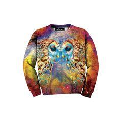 Owl Language Kid's Sweatshirt