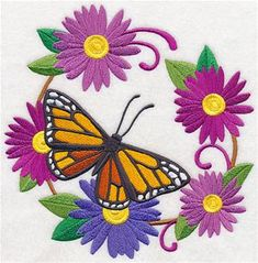 Garden Embroidery Designs garden fish free embroidery design Machine Embroidery Designs At Embroidery Library Emblibrary