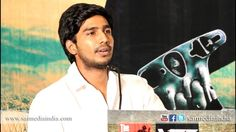 Vishnu Vishal speaks about Jeeva Movie at press meet