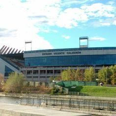 Estadio de.futbol Vicente.Calderon.