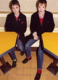 modrules:    skinhead girls 1979