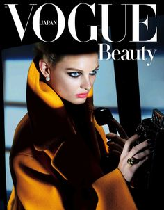 Lacey photographs Patricia Van Der Vliet for the August 2013 issue of Vogue Japan in high voltage beauty editorial that sees Andy Warhol colour meet Alfred Hitchcock horror. Vogue Magazine Covers, Fashion Magazine Cover, Fashion Cover, Vogue Covers, Fashion Tape, Alfred Hitchcock, Andy Warhol, Vogue Beauty, Fashion Beauty