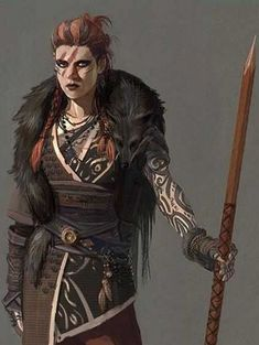 Female Character Concept, Female Character Inspiration, Fantasy Character Design, Fantasy Inspiration, Character Art, Dungeons And Dragons Characters, Dnd Characters, Fantasy Characters, Female Characters