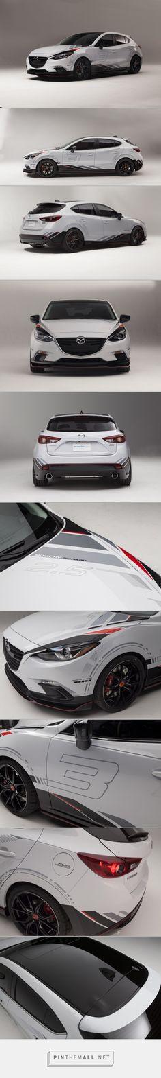 Auto · Mazda 3 Club Sport Konzept