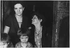Family of coal miners in West Virginia during the Depression