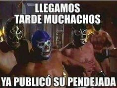 The Champions of Justice Spanish Jokes, Funny Spanish Memes, Funny Picture Quotes, Funny Quotes, Funny Images, Funny Pictures, Old School Movies, Mexican Memes, Humor Mexicano