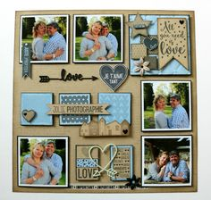 Ideas for design book layout templates wedding albums Scrapbook Layout Sketches, Scrapbook Designs, Scrapbooking Layouts, Wedding Scrapbook, Diy Scrapbook, Scrapbook Albums, Couple Scrapbook, Wedding Album Layout, Wedding Albums