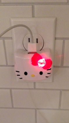 Hello Kitty Charger