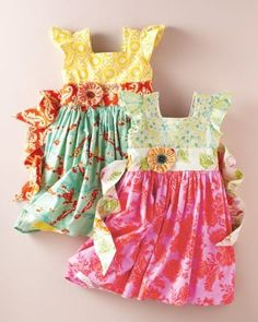 #garnethill #summerstyle  Oh my!! this would be so adorable for Liliann for Easter or even her baby dedication