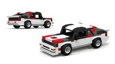 LEGO Audi Quattro building instructions: http://www.custombricksets.com/lego-audi-quattro/