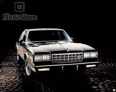 1983 Chevy Monte Carlo