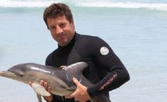 Man Rescues Stranded Baby Dolphin: 'I've Never Seen Anything Like This'